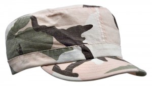 1156 ROTHCO WOMEN ADJUSTABLE VINTAGE FATIGUE CAP
