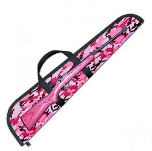 Cricket .22-Rifle-Case - Pink Camo