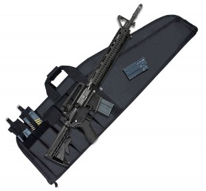 Deluxe Heavy Duty Assault Rifle Case