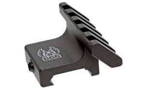GG&G 45 Degree Offset Accessory Rail