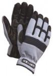 Ruger Leather Shooting Glove Neoprene Back