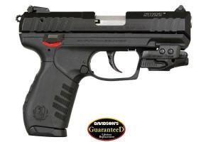 Ruger SR22 Exclusive Rimfire Pistol