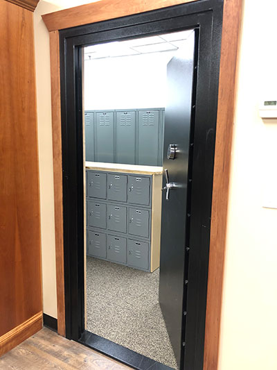 storage vault